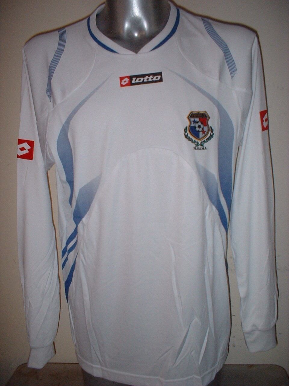Panama Jersey New BNIB Adult S M L XL Football Soccer Shirt Lotto Top L S Away
