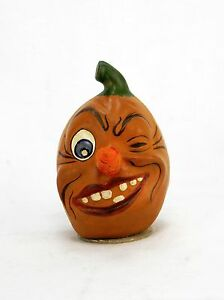 Antique-German-Halloween-Pumpkin-Head-Candy-Container-ca1920