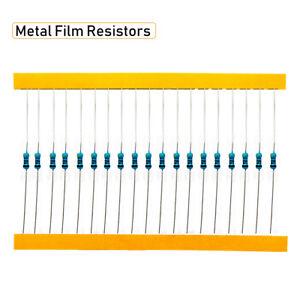 600Pcs-30-Values-1-4W-Metal-Film-Resistors-0-25-W-Resistance-Assortment-Kit-US