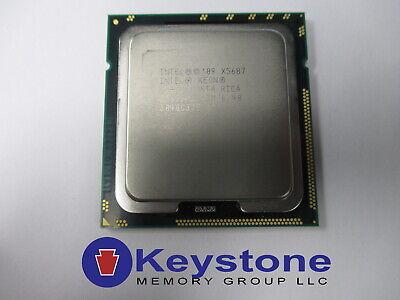 Intel Xeon X5687 SLBVY Quad Core 3.6GHz LGA 1366 CPU Processor *km