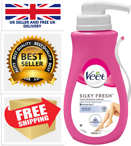 Veet Hair Removal Cream For Sensitive Skin 400 Ml Ebay