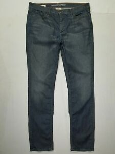 Banana-Republic-Modern-Skinny-Stretch-Womens-Denim-Jeans-Size-14-x-Inseam-31-034