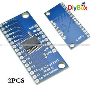 2 x ALPS EC11K0925401 Encoder 9 Pulses 20mm D Shaft 1.5mm Travel Push on Switch