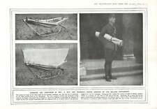 1915 Hammock Stretcher Belgian Army Device