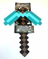 Officially Licensed Minecraft Foam Diamond Pickaxe