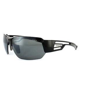 1afd4f10e6 Polaroid Sport Sunglasses P7422 08A Y2 Black   Grey Grey Polarized ...