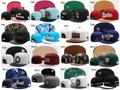 Hip Hop CAYLER SONS Snapback adjustable Baseball Hats bboy Caps