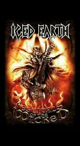 Iced-Earth-Festivals-of-the-Wicked-DVD-2011-2-Disc-Set-VERY-RARE-BRAND-NEW