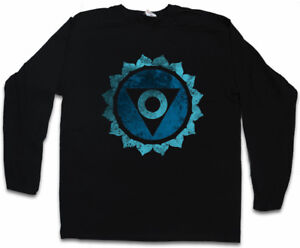 CHAKRA-VISHUDDHA-LONG-SLEEVE-T-SHIRT-Mystic-Energy-Body-Soul-Yoga-Astral