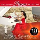The Greatest Piano Collection von Beethoven-Tchaikovsky-Brahms Et.Al. (2014)