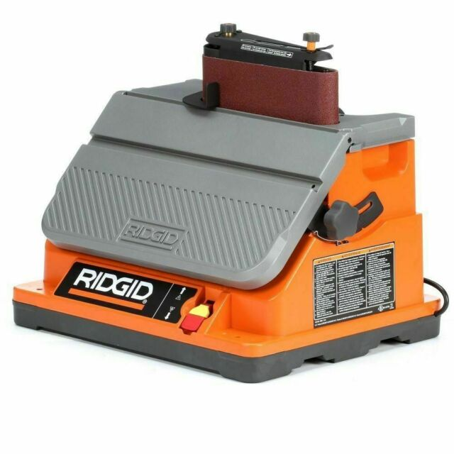 RIDGID EB4424 Oscillating Edge Belt//Spindle Sander  #658