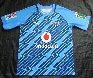 3cce4274136 Vodacom Blue Bulls Super 15 Rugby shirt Puma 2012 South Africa ...
