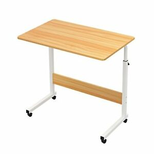 Magshion Laptop Stand Adjustable Computer Standing Desk Portable Cart Tray Table