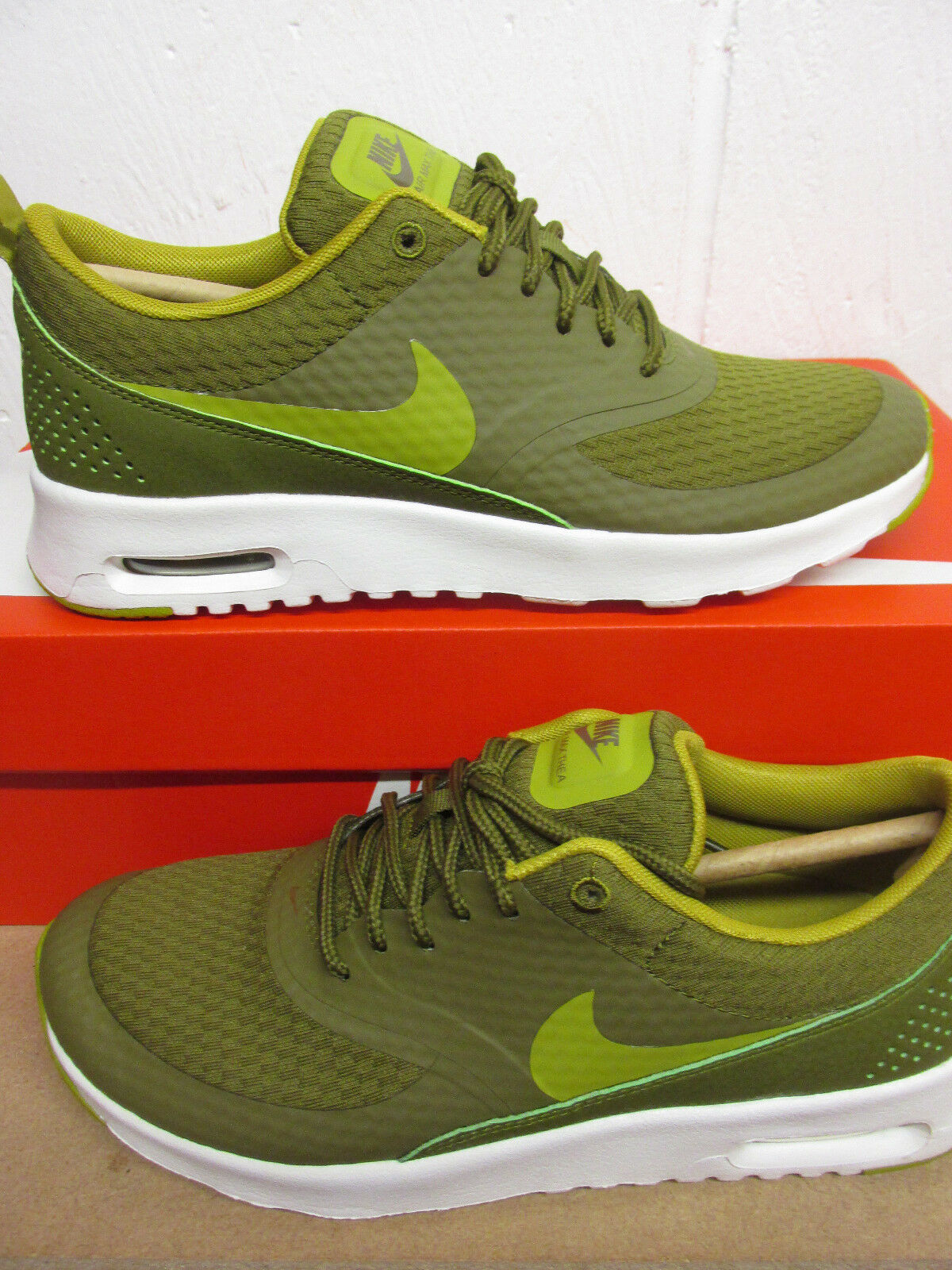 nike womens air max thea TXT trainers 819639 301 sneakers shoes