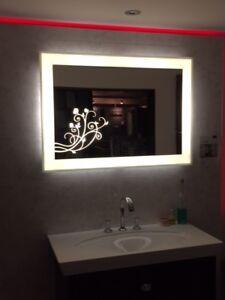 Villeroy Boch La Belle Illuminated Bathroom Mirror Ex Display Stock Clearance Ebay