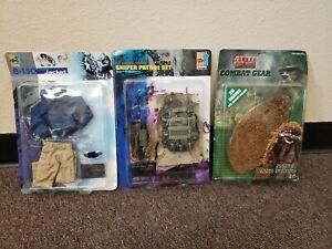 1//6 Scale Sniper Patrol Camo Strip Set Dragon Action Figures