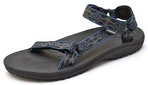 0ac61ad9f417 Teva TORIN Blue Gray Sport Sandals Shoes Men s 14 - NEW - 6584 ...