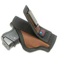 Tuckable Itp/iwb Holster Carry Concealed Holster Rt/lf Handed Leather Us Made
