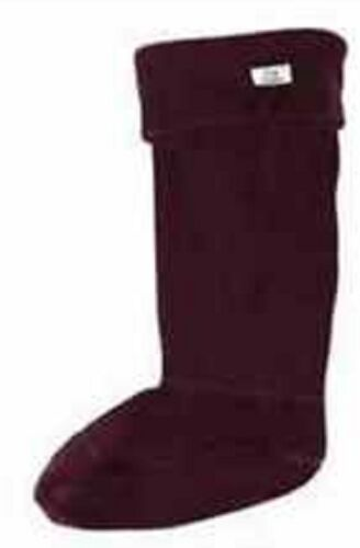 Ladies Thermal Fleece Wellington Socks Liners 3-5 /& 6-8 NEW