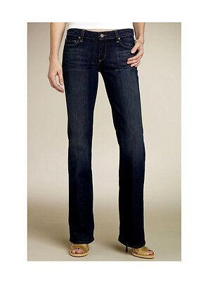 $182 PAIGE PREMIUM Jeans BENEDICT CANYON Womens 25 x 34 LONG TALL Denim DESIGNER