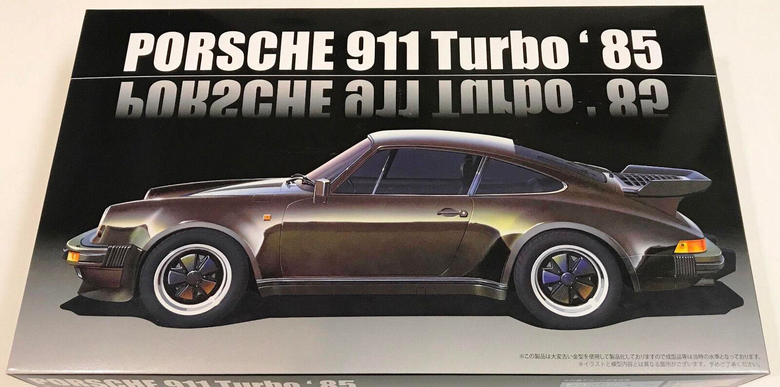 Fujimi 1 24 Porsche 911 Turbo '85