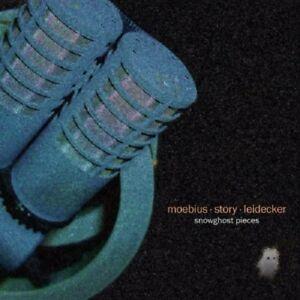 MOEBIUS-STORY-LEIDECKER-SNOWGHOST-PIECES-CD-NEUF