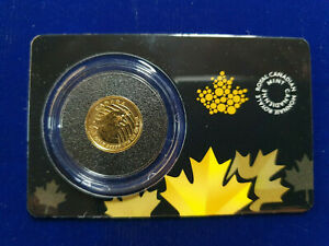 🌟2016 Canada 1/10 oz Gold Growling Cougar .99999 In Assay $20 Coin RCM
