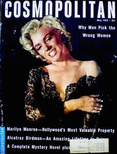 Marilyn-Monroe-Magazine-1953-Cosmopolitan-20th-Century-Fox-Bernard-Of-Hollywood