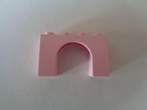 LEGO Brique Arche Arch Brick 1x4x2 choose color 6182