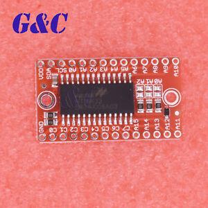 5 PCS HT16K33 LED Dot Matrix Drive Control Module for Arduino
