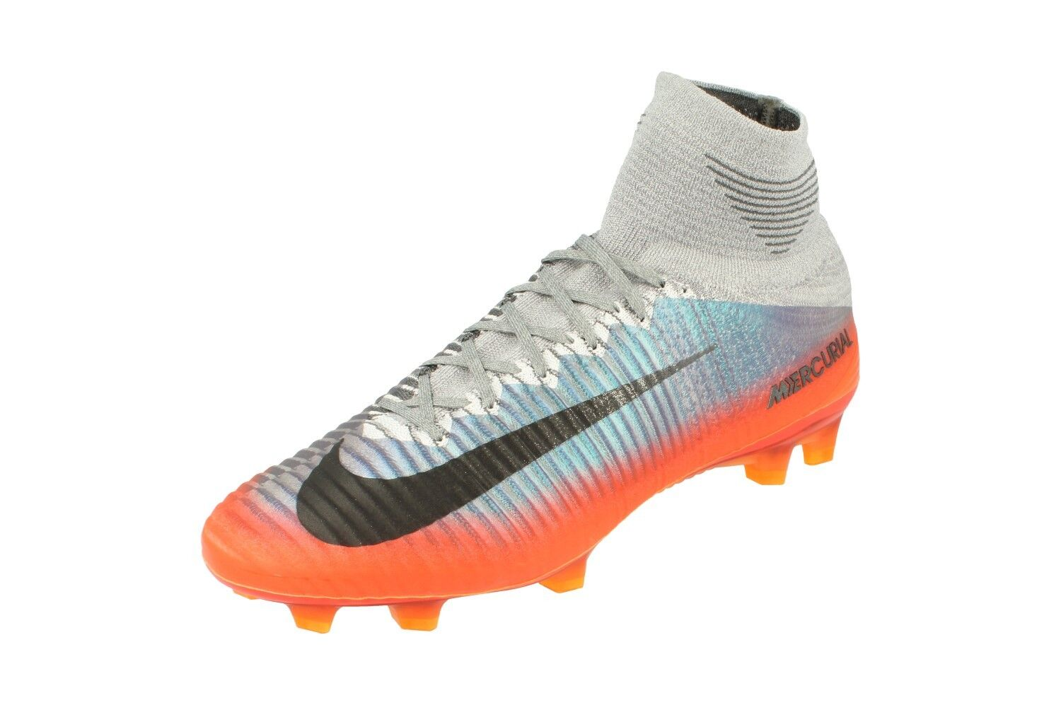 31a78edf6 Nike Mercurial Superfly V 5 Cr7 FG 9 US Chapter 4 Forged for ...