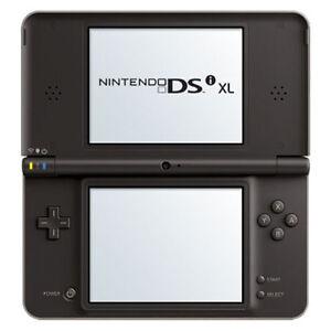 Nintendo-DSi-XL-Brown-Handheld-System
