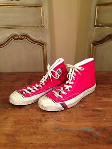 Vintage-Pro-Keds-NBA-Basketball-Sneakers-Men-039-s-Size-13-Collectors-1970-039-s