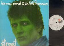 HERMAN BROOD STREET foc LP Gatefold 1977 Herman Brood & and His Wild Romance