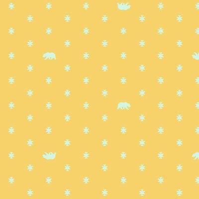 By 1//2 Yard Free Spirit Fabric Spirit Animal Tula Pink Re-Tweet Sun Kissed  Bird