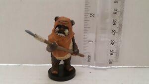 Disney-Boutique-Ewok-Warrior-Figurine-Cake-Topper-Star-Wars-expedition-rapide