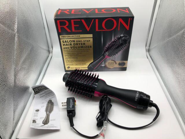 Revlon Oval One-Step Hair Dryer & Volumizing Styler