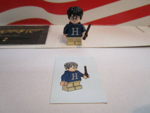 LEGO HARRY POTTER ADVENT CALENDAR MINIFIGUE HARRY POTTER WITH WAND SET 75964