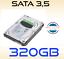 DISCO-HDD-HARD-DISK-3-5-SATA-Memoria-250GB-320GB-500GB-1TB-INTERNO-PC-USATO miniature 4