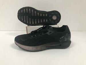 Under Armour Femme HOVR Sonic 2 Chaussures De Course Baskets Sneakers Noir Sport