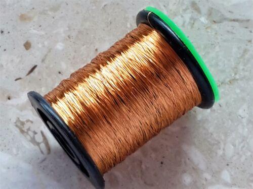 20 M. 0,10mm P.p.M. € 0,124 exkl. Versand FEINER KUPFERDRAHT // COPPERWIRE