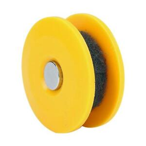 PVC Mountain Bike Chain Oiler Roller Lubricating Smooth Cycling Accessories C#P5