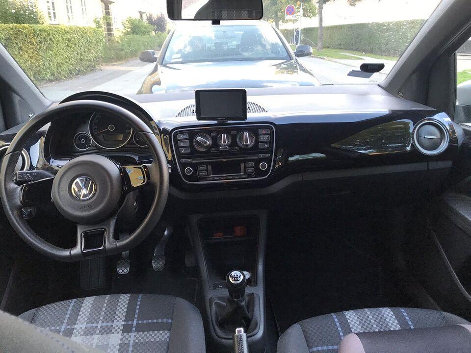 VW Up!, 1,0 60 Roskilde Edition BMT, Benzin