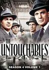 The Untouchables Season 4 Volume 1 DVD