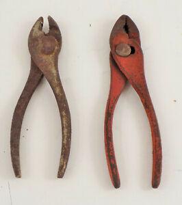 Unmarked Vintage Adjustable Pliers