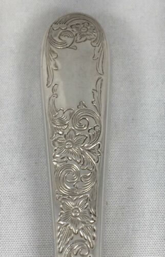 s Old Maryland Engraved by Kirk Sterling HH Butter Spreader