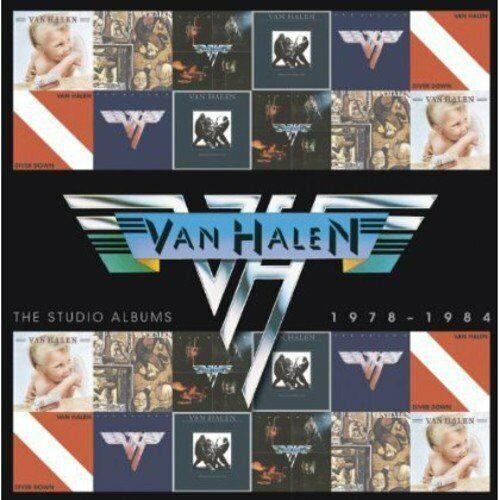Van Halen - Studio Albums 1978-1984 [CD]