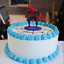 7-PCS-3D-Superhero-Spiderman-Cake-Topper-Cup-Cake-Decorations-Birthday thumbnail 4