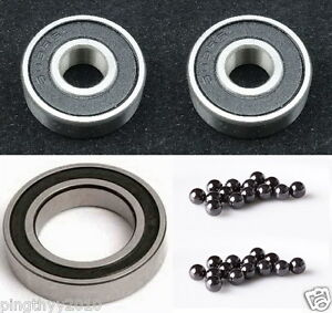 M40318//LM4031800 Ceramic Bearing*2pcs fit Mavic Crossride Front hub