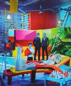 Miles-Aldridge-Lavazza-Promotional-Photo-Print-40x48cm-My-set-is-waiting-for-me